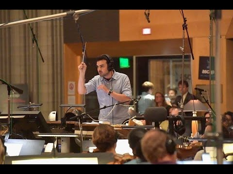 "Dan Martinez: ""War is Upon Us"" - Hollywood Studio Symphony"