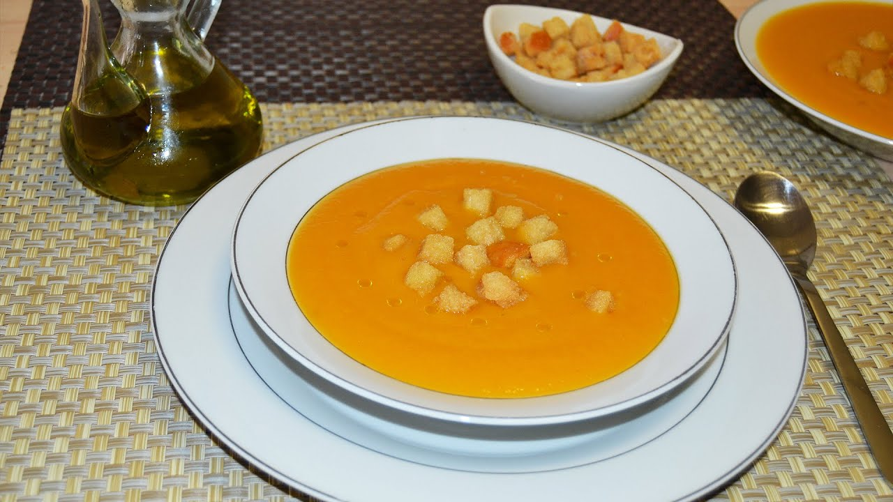 Easy pureed soup recipes