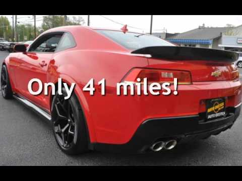 2015 Chevrolet Camaro Z28 For Sale In Red Bank Nj Youtube