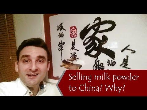 Should you sell milk powder to China? (ChinaTalk #6)