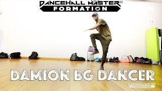 damion bg dancer dancehall master formation rome