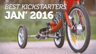 Best Kickstarter Projects You Should Back | January 2016
