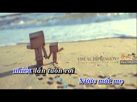 Đứa Con Hư Xin Lỗi Mẹ -Spunty[Karaoke](Beat)