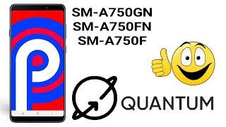 Kernel Quantum For Galaxy A7 2018 Android 9, PIE