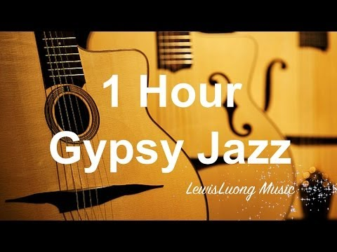 Gypsy Jazz: Lennor's Tale (FULL ALBUM) 1 Hour of Gypsy Jazz Guitar, Violin Music Playlist Video
