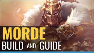 Mordekaiser Jungle Build and Guide - League of Legends