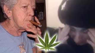 GRANDMA GOT HIGH BY ACCIDENT.. (STORY w/ FACECAM)