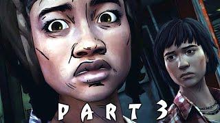 The Walking Dead Michonne Episode 1 - Captured - Walkthrough Gameplay Part 3 (Game)