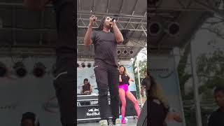 A Little Darker - Market Days 2017 - Big Freedia