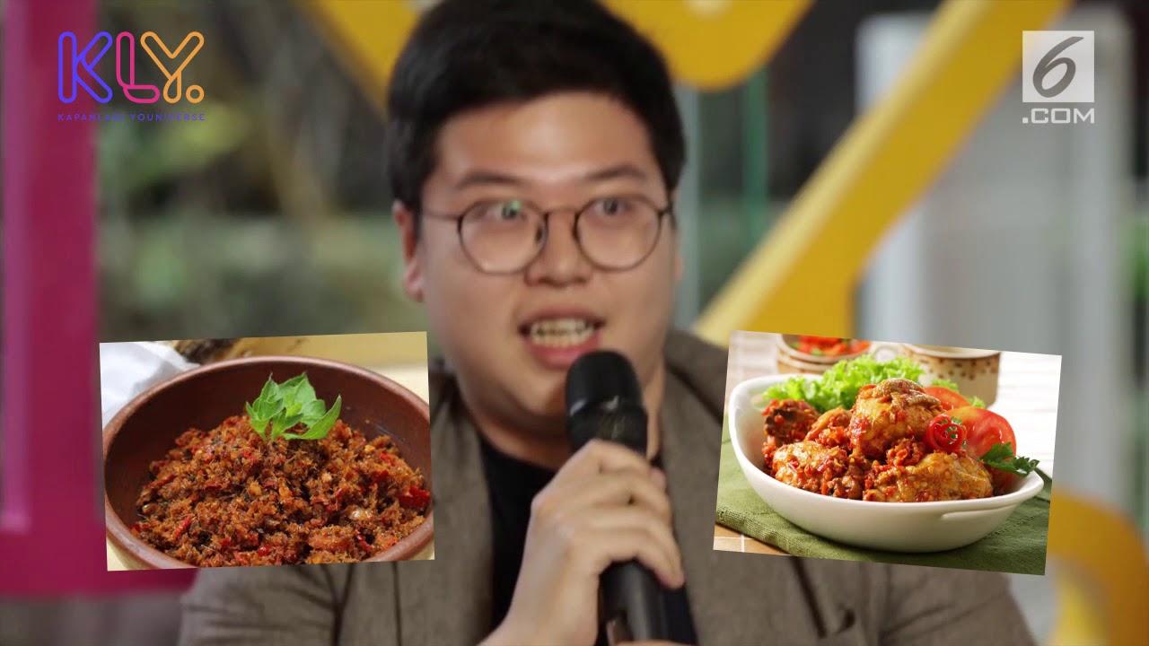Tebak Makanan Indonesia Bareng Food Blogger Youtube