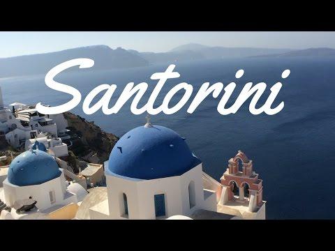 A Day in Santorini, Greece: Travel Guide