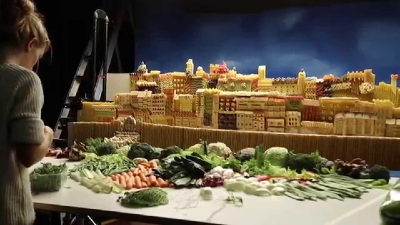 Foodscape EXPO 2015 - YouTube