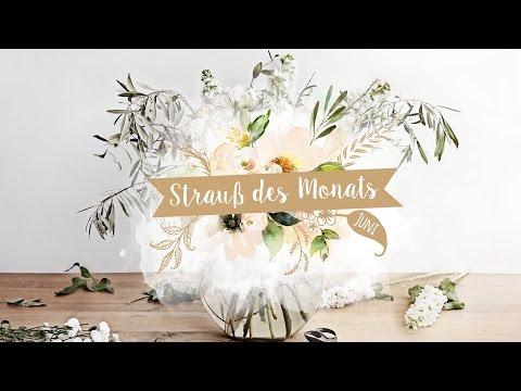 Wild in Weiß - Strauß des Monats Juni | WESTWING DIY Tipps