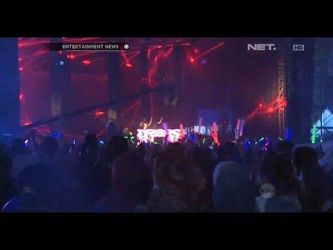 Kemeriahan hari pertama Future Music Festival Asia 2014 di Malaysia