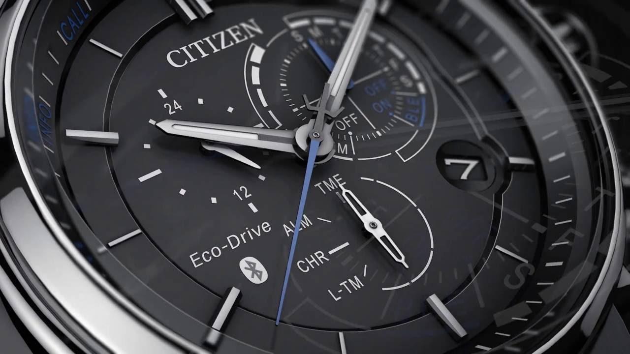 44f81bc28 Citizen Eco-Drive Bluetooth Smartwatch BZ1020-14L Doprava ZDARMA | Hodinky .cz