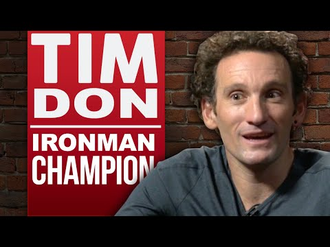 TIM DON - THE IRONMAN CHAMPION Part 1/2 | London Real