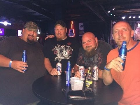 Moonshine Bandits and The Lacs Concert at Boondocks 5-29-2014