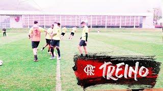 Treino do Flamengo - 29/09/2019