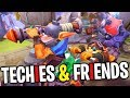 Techies & Friends - DotA 2 Funny Moments