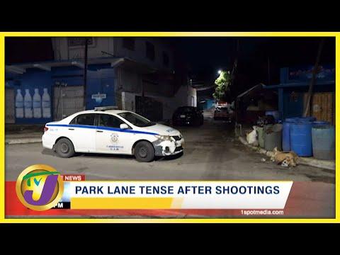 3 Dead, 4 Injured in Park Lane Shooting | TVJ News - July 25 2021