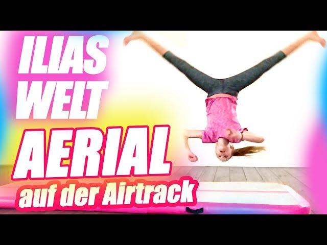 ILIAS WELT - Aerial auf der Airtrack