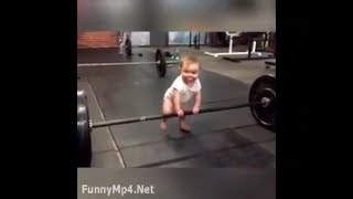 Baby funny videos hilarious