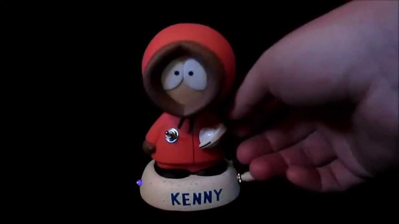 Circuit Bent South Park Kenny Wacky Wobbler Circuitbending Circuitbent Noise Toys By Cementimental
