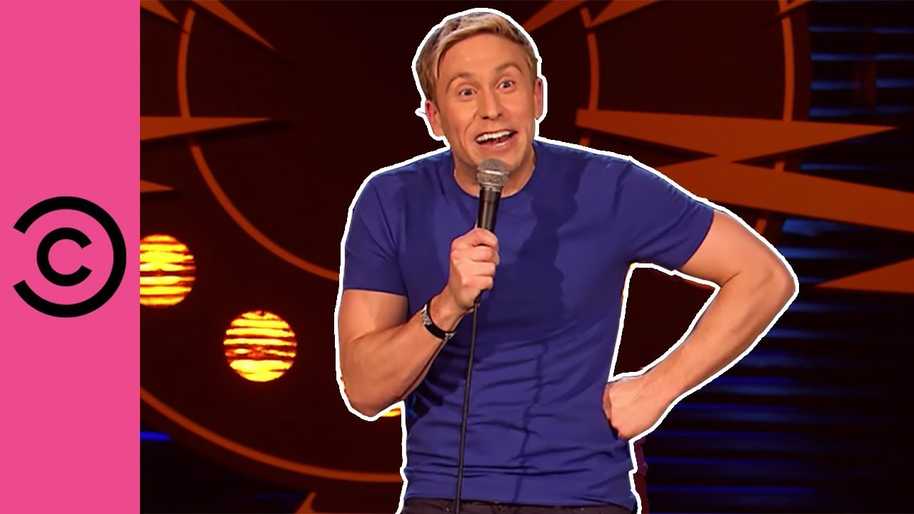 Russell Howards Mum Stand Up Central Series 2 Comedy Central Uk