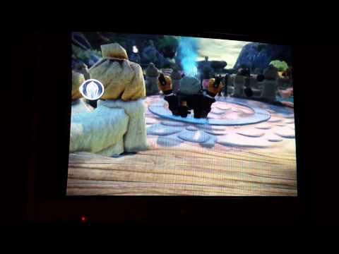 Let's play Skylanders trap team: del 4 (svenska)
