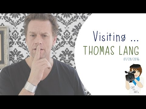 Visiting Drummer Thomas Lang