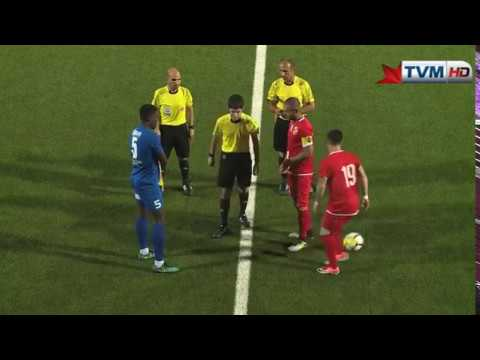 Naxxar Lions FC vs Tarxien Rainbows Highlights | 13.10.2017