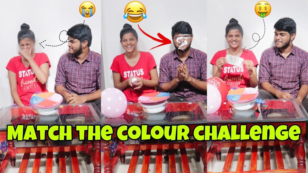 Choose the colour challenge 🎨 #shorts