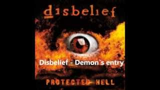 Disbelief - Demon`s Entry