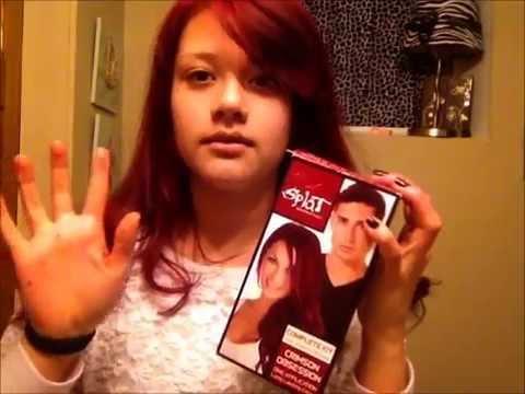 Crimson Hair Gone Wrong - YouTube