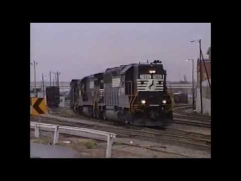 NS Columbus Georgia Yard  1995