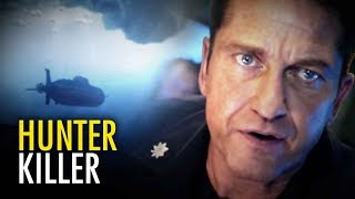 """Does """"Hunter Killer"""" action flick dive too deep?   Ben Davies"""