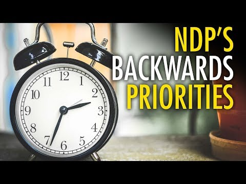 Alberta NDP drops plan to abolish Daylight Savings Time