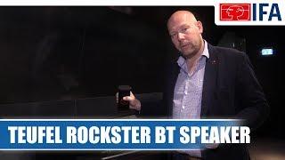 Teufel Rockster Bluetooth Speaker (Deutsch) #IFA2017