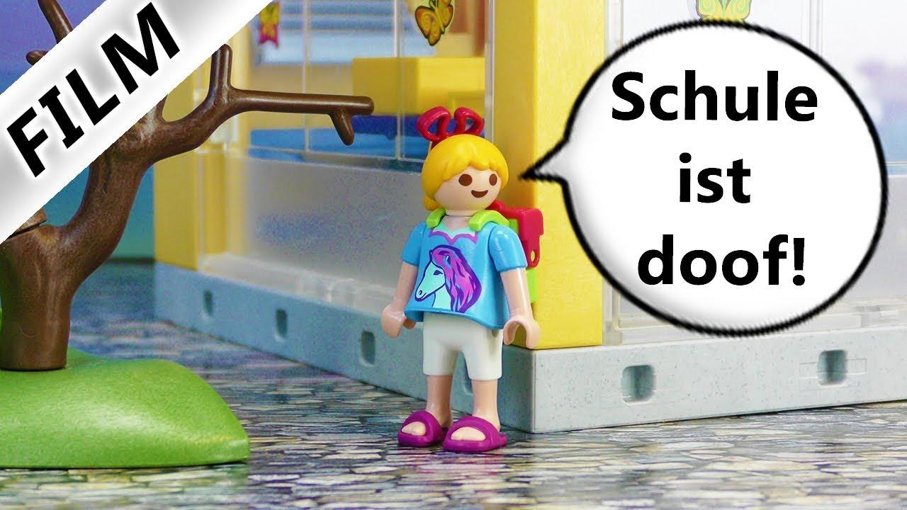 Familie Vogel Playmobil Ausmalbilder : Playmobil Film Deutsch Schule Schw Nzen Hannah Vogel Geht Nicht