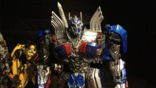 Transformers: The Last Knight Stop Motion PART 5! FINALE streaming