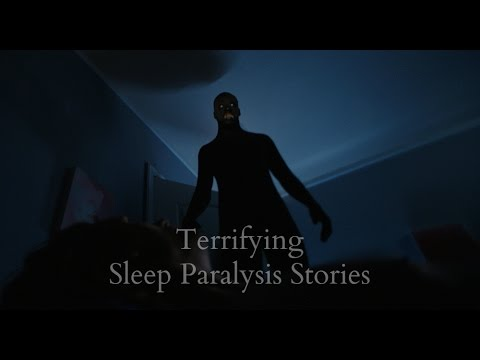 8 Terrifying TRUE Sleep Paralysis Stories