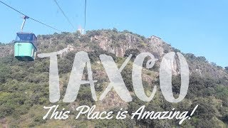 TAXCO THINGS TO DO, MEXICO | Mina Prehispánica de Taxco | Teleférico TAXCO | This PLACE IS AMAZING!!