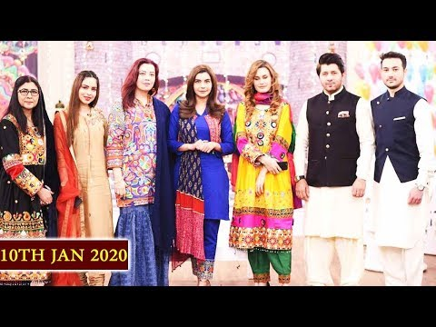 Good Morning Pakistan - (KPK) Culture Special Show - Top Pakistani show