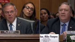 Secretary of State Mike Pompeo grilled on Trump-Putin meeting