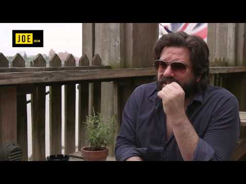 JOE interviews Matt Berry (Part 1)