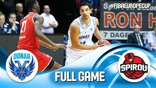Donar Groningen v Spirou Basket - Full Game - FIBA Europe Cup 2019
