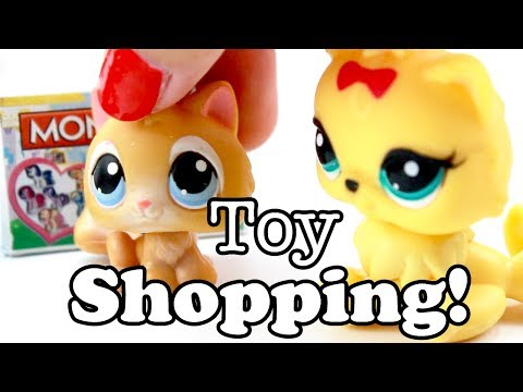 Make LPS - Going Toy Shopping! (Skit) Snapshots