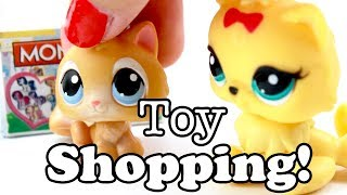 LPS - Going Toy Shopping! (Skit)