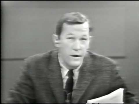 CBS Evening News, November 3, 1964 (Part 1)