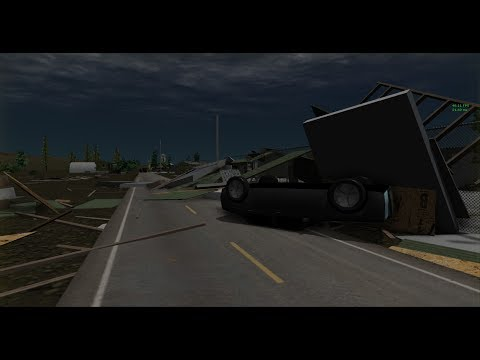Tornado Simulator - Let The Destruction Begin!